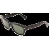 Ray-Ban Women's Laramie Wayfarer Sunglasses - Gafas de sol - $101.95  ~ 87.56€