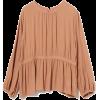 Ray BEAMS Ray BEAMS / 2 Way ribbon pepe - Long sleeves shirts -