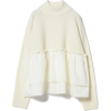 Ray BEAMS Ray BEAMS / Kirikete Tiered Hi - Pullovers -