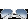 Ray Ban Aviator - Silvertone Metal Sungl - Gafas de sol -