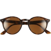 Ray Ban Round Sunglasses - Sunglasses -