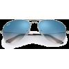 Rayban Gradient Aviator Sunglasses - Sunglasses -