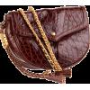 Rebecca Minkoff  Blind Date Shoulder Bag Shiny Brown - Bag - $325.00