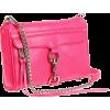 Rebecca Minkoff  Mini Mac Clutch Bright Clutch Electric Pink - Clutch bags - $195.00