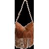 Rebecca Minkoff  Swing Slouch Handbag Almond - Hand bag - $291.45