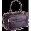 Rebecca Minkoff Mab Lizard Shoulder Bag Purple - Bag - $550.00