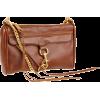 Rebecca Minkoff Mac Clutch Chocolate - Clutch bags - $195.00