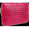 Rebecca Minkoff Stitched Virginia 15 Inch Laptop Bag Fuschia - Bag - $95.00