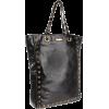 Rebecca Minkoff Toki  Tote Black - Accessories - $395.00