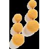 Rebecca De Ravenel Classic 3 Drop Earrin - Earrings -