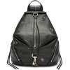 Rebecca Minkoff Julian Backpack Black - Zaini - $325.00  ~ 279.14€