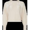 Rebecca Taylor Lace Applique Pullover - Pullovers -
