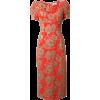 Rebecca Vallance Amaretto puff-sleeved j - Dresses -