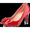 Red Christian Louboutin You Yo - Klasične cipele -