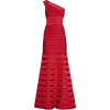 Red Gown - Dresses -