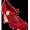 Red Heels - Klassische Schuhe -