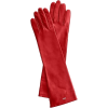 Red Italian opera gloves - Gloves -