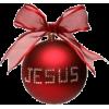Red Ornament - Artikel -