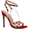 Red Sandals - Classic shoes & Pumps -