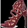 Red. Shoes - Классическая обувь -