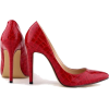 Red. Shoes - Classic shoes & Pumps -