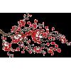 Red Tree Branch - Uncategorized -