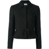 Red Valentino Black Bow Detail Jacket - アウター -