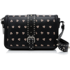 Red Valentino Studded Shoulder Bag - Hand bag -