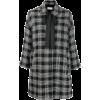 Red Valentino glen plaid coat - White $8 - Jacket - coats -