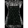 RedValentino sheer embellished blouse - Hemden - kurz -