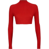 Red - Long sleeves t-shirts -