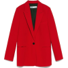 Red - Suits -