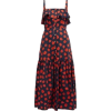 Red and Black Polka Dot Maxi - Other -