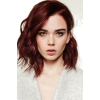 Red hair model - People -