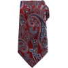 Red paisley tie (Neiman Marcus) - Tie -
