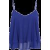 Regata Azul Royal - Camisa - curtas -