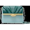 Reike Nen Pebble Color-Block Leather Sho - Messenger bags - $600.00