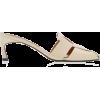 Reike Nen Woven Leather Mules - Flats -