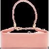 Rejina Pyo Olivia Lizard-Effect Leather - Hand bag -
