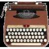 Remington typewriter - Artikel -
