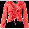 Retro sexy V-necked cardigan - Cardigan - $25.99