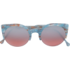 Retrosuperfuture Lucia Onice Sunglasses - Sunglasses - $202.00
