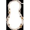 Reversible Leopard Print Necklace - Necklaces -