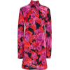 Richard Quinn Twisted Floral-Print Mini - sukienki - $860.00  ~ 738.64€