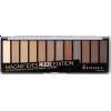 Rimmel 12 Pan Eyeshadow Palette, Nude Ed - Kozmetika -