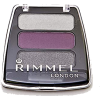 Rimmel Color Rush Trio Dark Angel - Kosmetik -