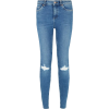 Ripped Jeans - Dżinsy -