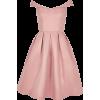 River Island Pink Bardot Dress - Vestiti -