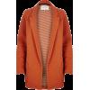 River Island orange blazer - アウター -