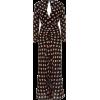 Rixo Spot Midi Dress - sukienki -
